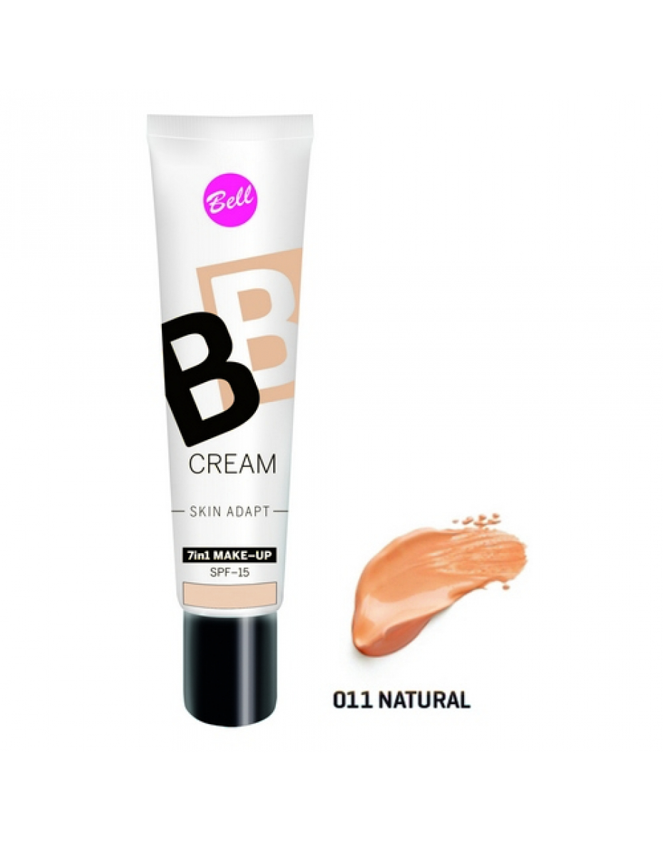 №011 Флюид BB Cream Skin Adapt 7in1 Bell