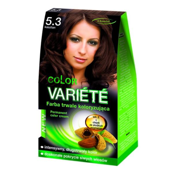 Краска для волос 5.3 Каштан Variete