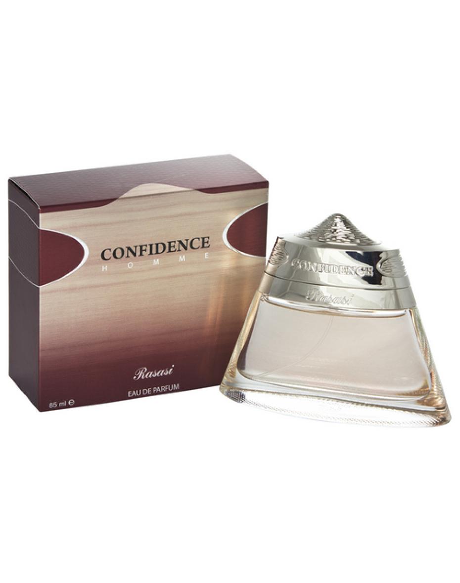 Confidence Rasasi - парфюмированная вода мужская