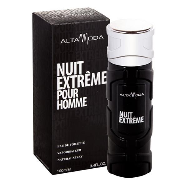 Nuit Extreme 100мл т/в муж Alta Moda