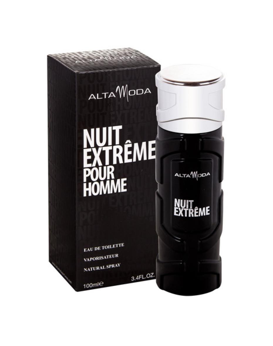 Nuit Extreme Alta Moda- туалетная вода мужская
