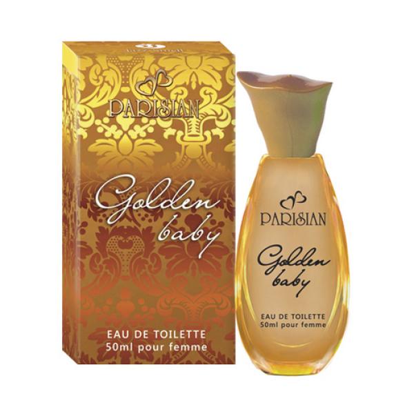 Golden Baby 50мл т/в жен Parisian