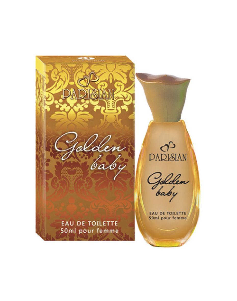 Golden Baby Parisian - туалетная вода женская