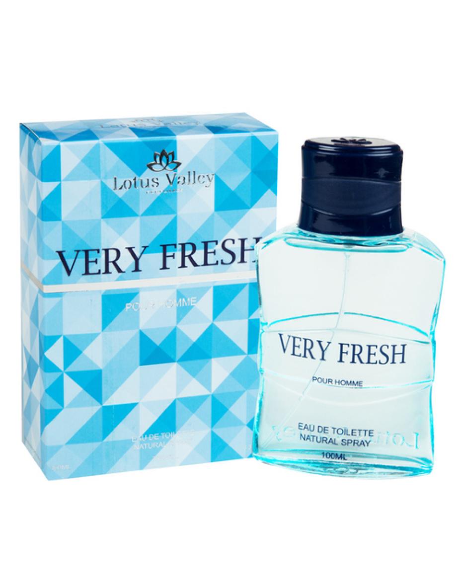 Very Fresh Lotus Valley - туалетная вода мужская