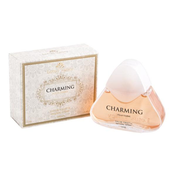Charming Lotus Valley - туалетная вода женская