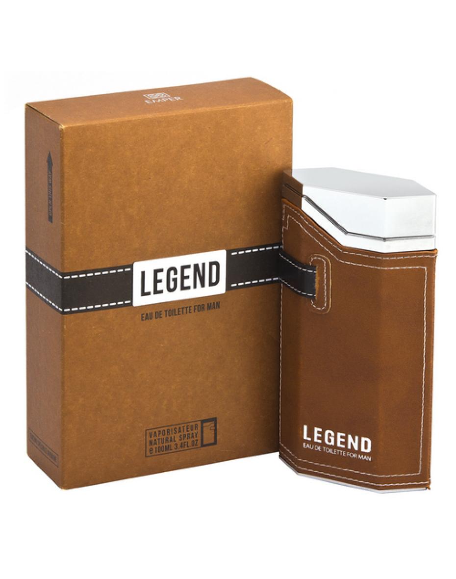 Legend Emper, 100мл - туалетна вода чоловіча