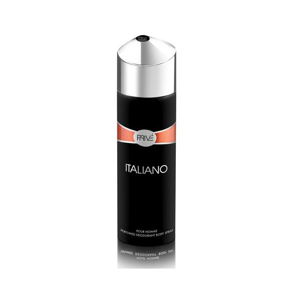 Italiano Prive Parfums - дезодорант чоловічий
