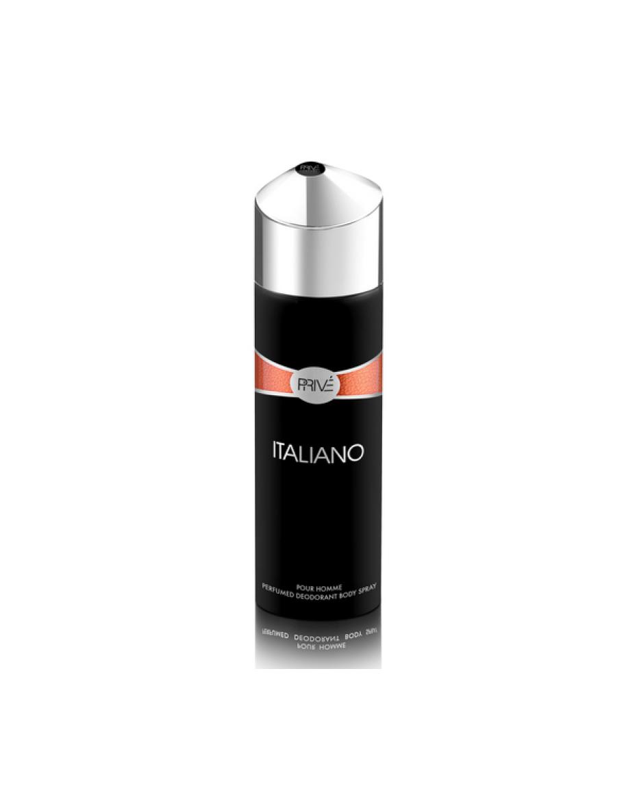 Italiano Prive Parfums - дезодорант мужской
