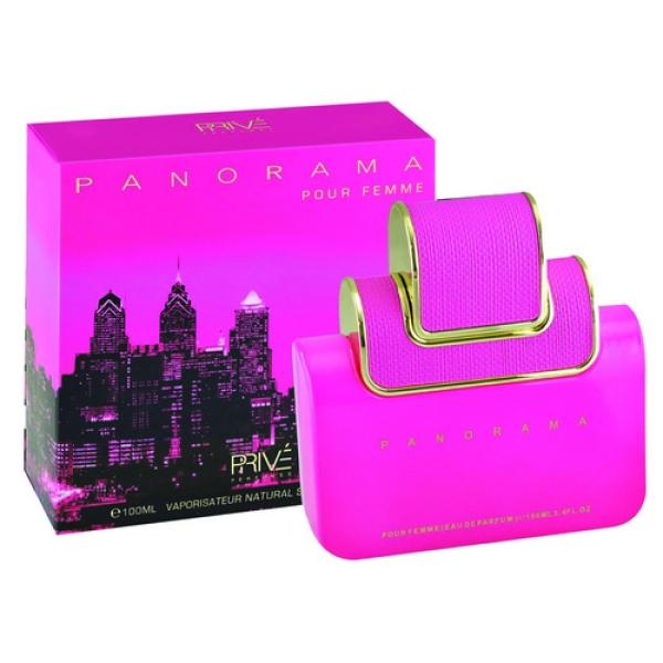 Panorama Prive Parfums - парфюмированная вода женская