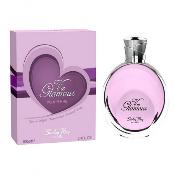 Vie Glamour Shirley May Deluxe - туалетная вода женская