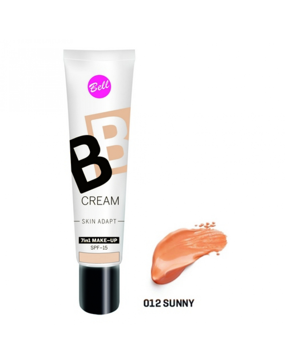 №012 Флюид BB Cream Skin Adapt 7in1 Bell