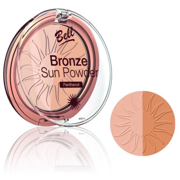 №20 Пудра бронзирующая Bronze Sun Powder 9г Bell