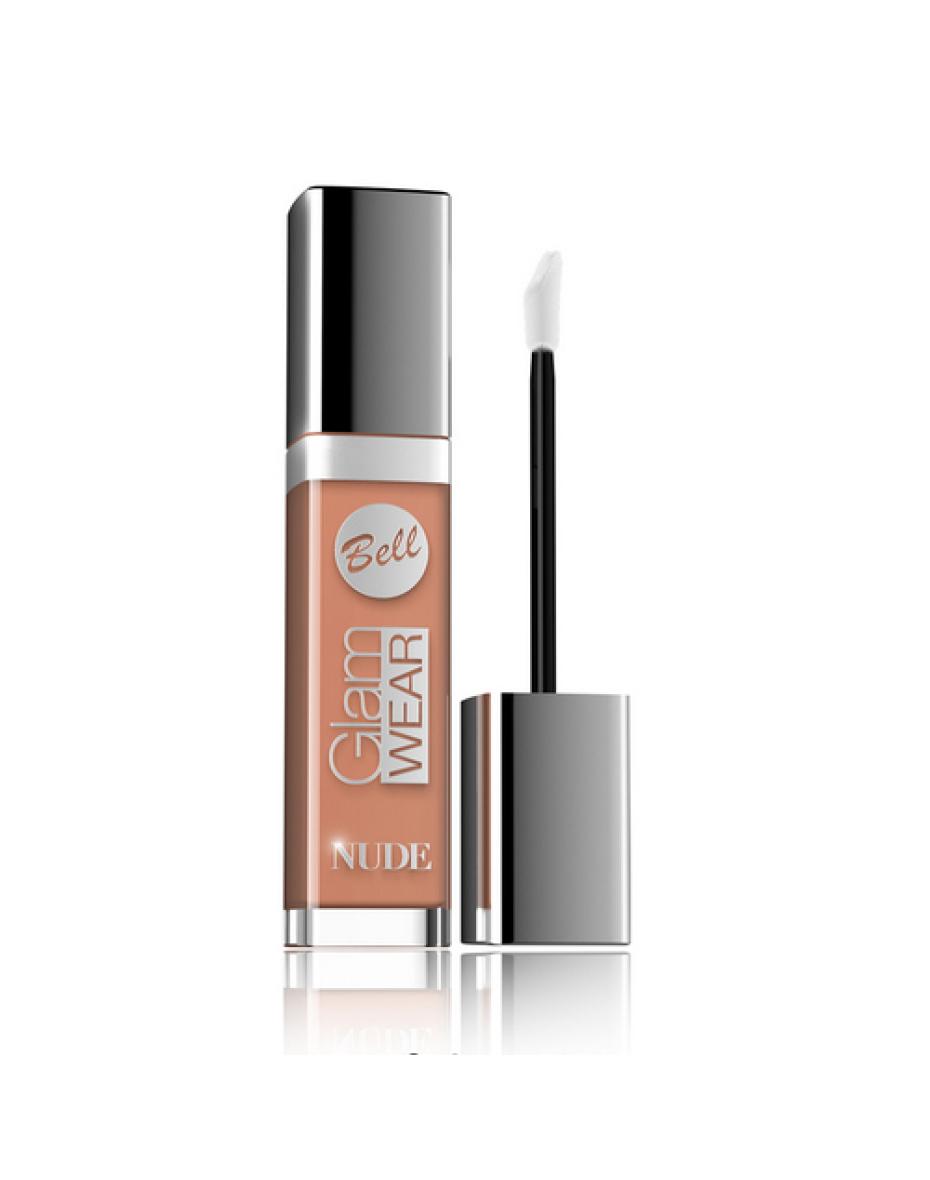 №01 Блеск для губ Glam Wear Nude Bell