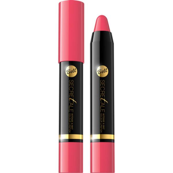 №05 Помада-карандаш Intense&Mat Secretale Bell