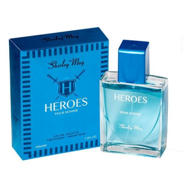 Heroes Shirley May - туалетная вода мужская