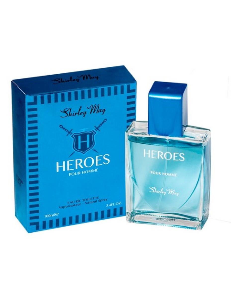 Heroes Shirley May -  туалетна вода чоловіча