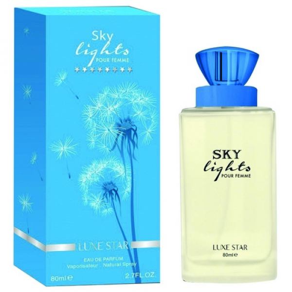 Sky Lights Luxe Star Collections - парфюмированная вода женская