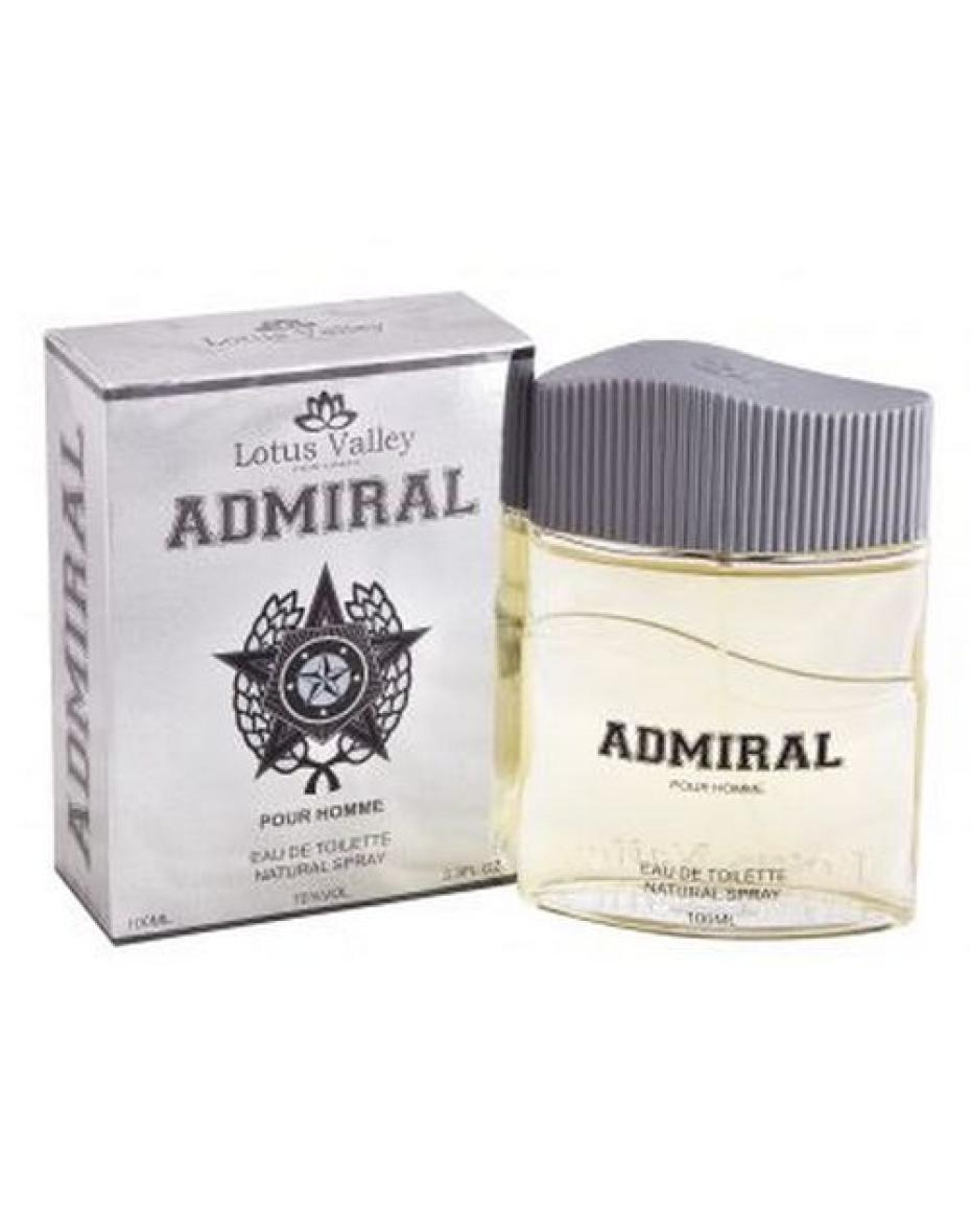 Admiral 100мл т/в муж Lotus Valley