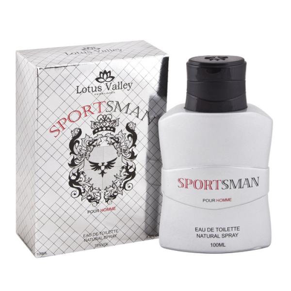 Sports Man Lotus Valley - туалетная вода мужская