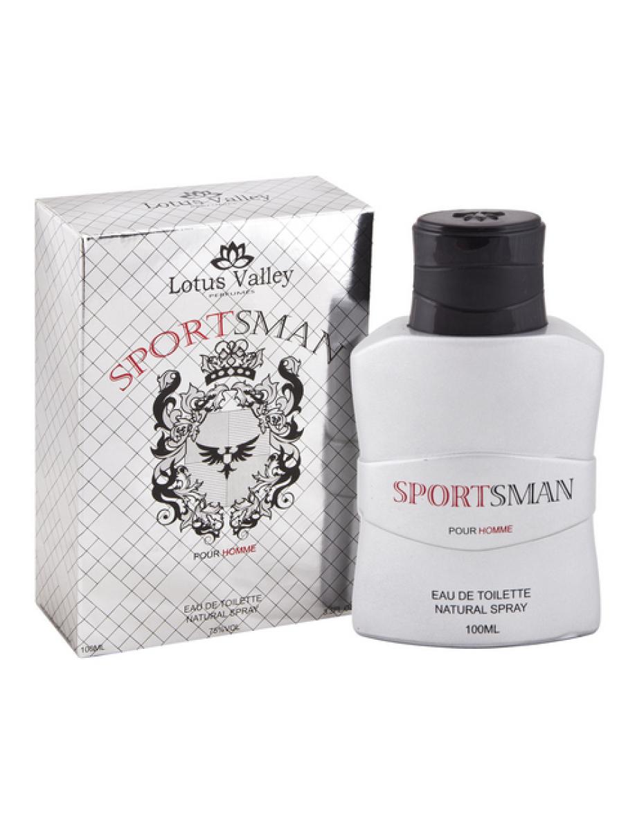 Sports Man Lotus Valley - туалетна вода чоловіча