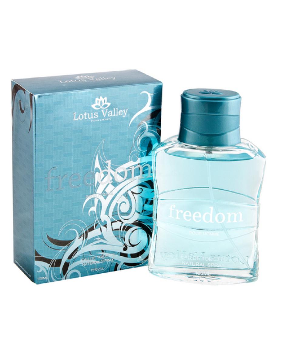 Freedom Lotus Valley - туалетная вода мужская