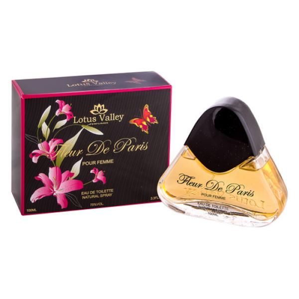 Fleur de Paris Lotus Valley - туалетная вода женская