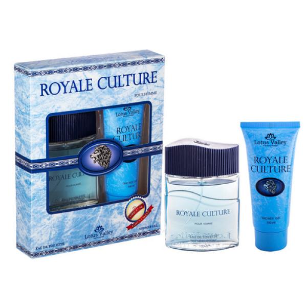 Royale Culture Lotus Valley - парфюмерный набор мужской