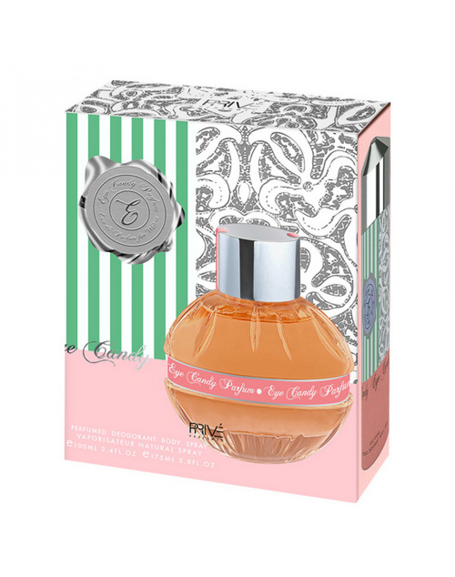 Eye Candy Prive Parfums - парфюмерный набор женский