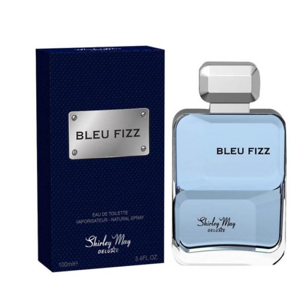 Bleu Fizz 100мл т/в муж Shirley May Deluxe