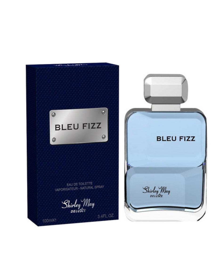 Bleu Fizz Shirley May Deluxe - туалетная вода мужская