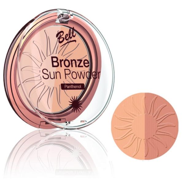 №21 Пудра бронзирующая Bronze Sun Powder 9г Bell