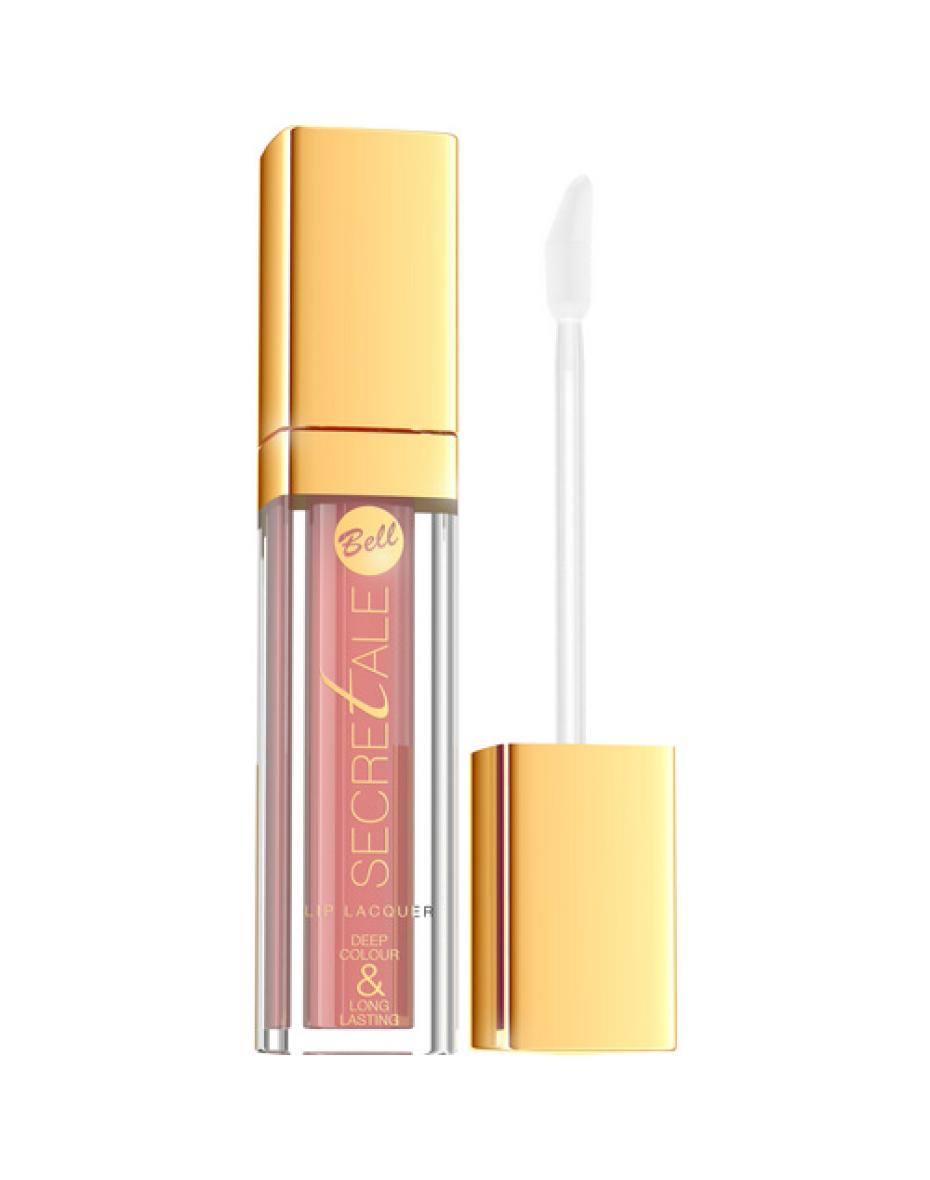 №01 Блеск для губ Secretale Lip Lacquer 3.5г Bell