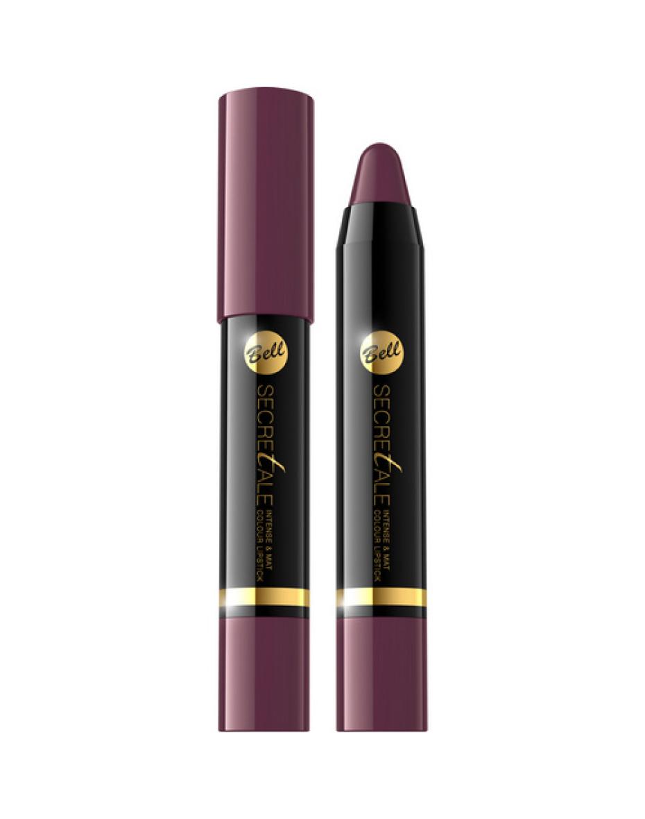 №06 Помада-карандаш Intense&Mat Secretale Bell