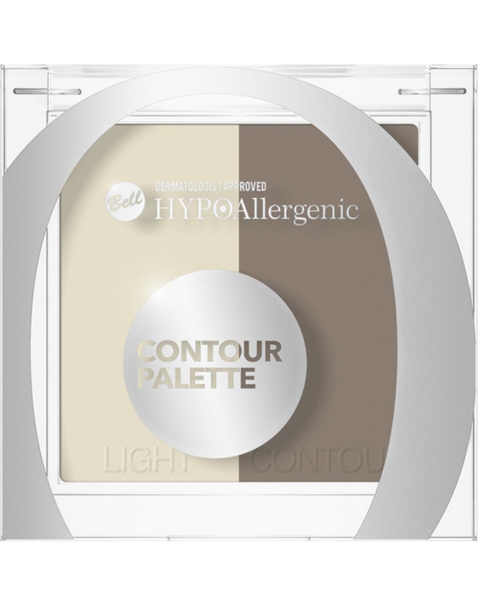 Набор для контуринга Hypo Allergenic Bell
