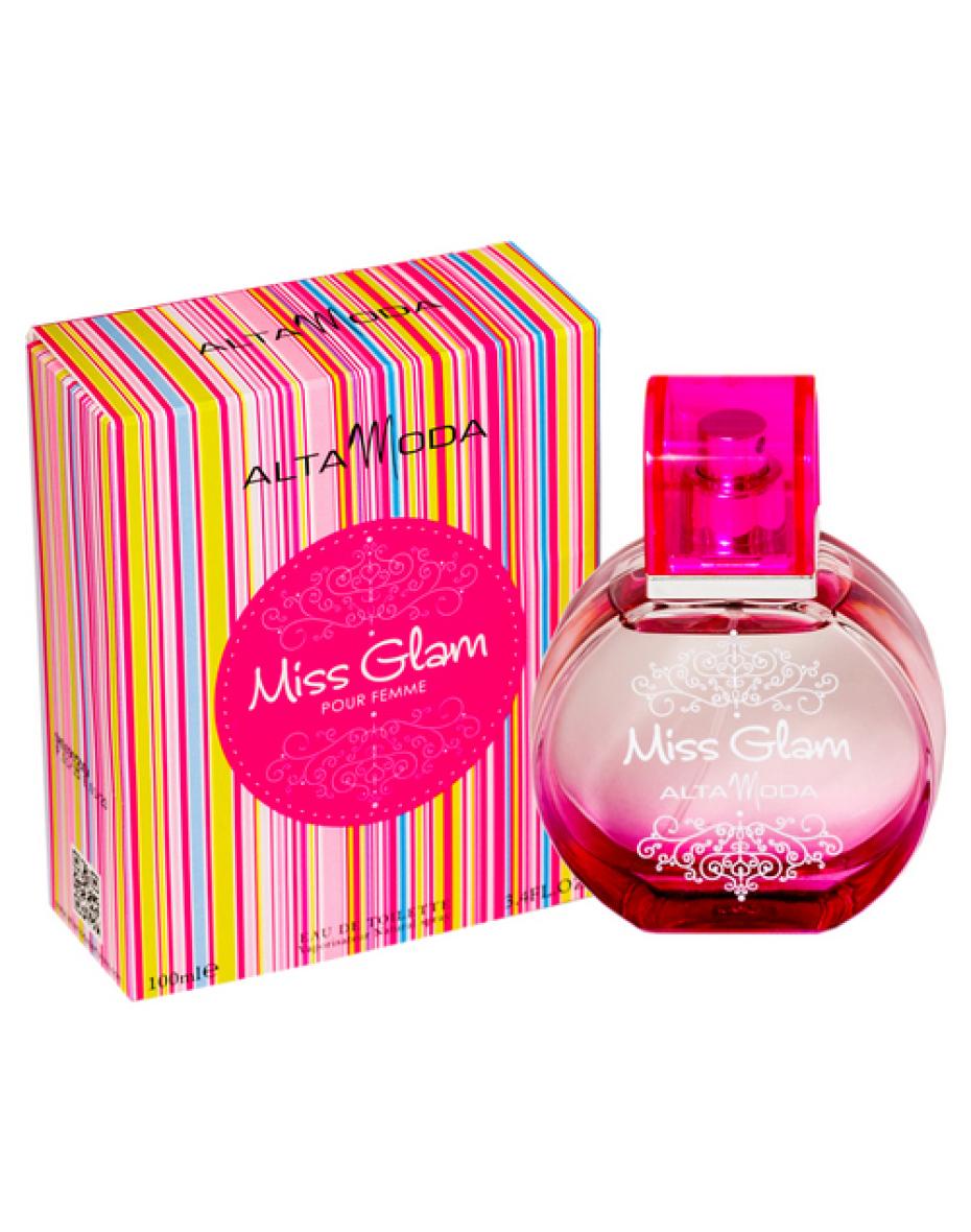 Miss Glam Alta Moda - туалетная вода женская
