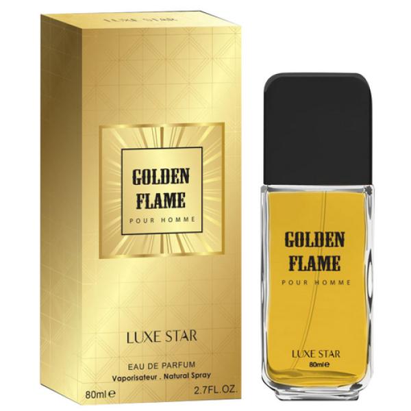 Golden Flame Luxe Star Collections - парфюмированная вода мужская