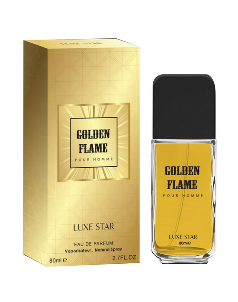 Golden Flame 80мл п/в муж Luxe Star Collections