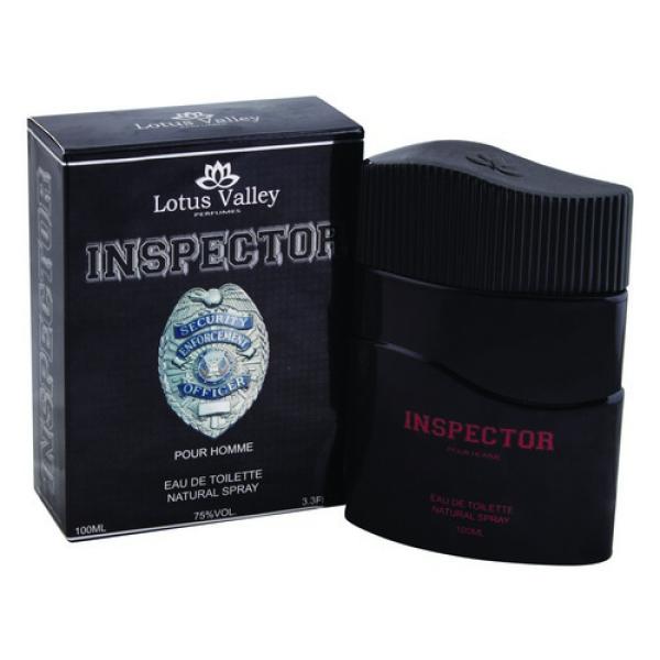 Inspector 100мл т/в муж Lotus Valley