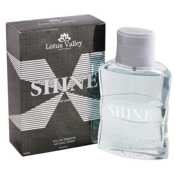 Shine Lotus Valley - туалетная вода мужская