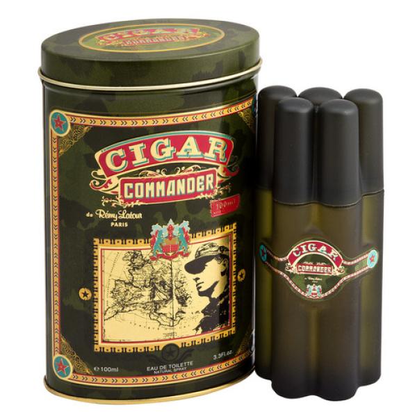 Cigar Commander 100мл т/в муж Parfums Parour