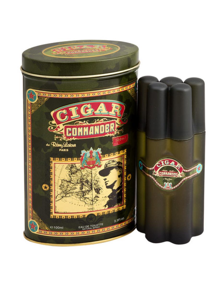 Cigar Commander Parfums Parour,100мл - туалетная вода мужская