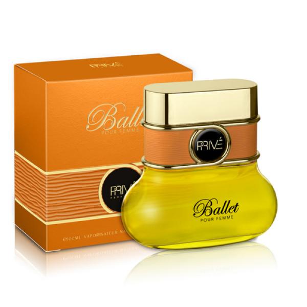 Ballet п/в 100мл жен Prive Parfums