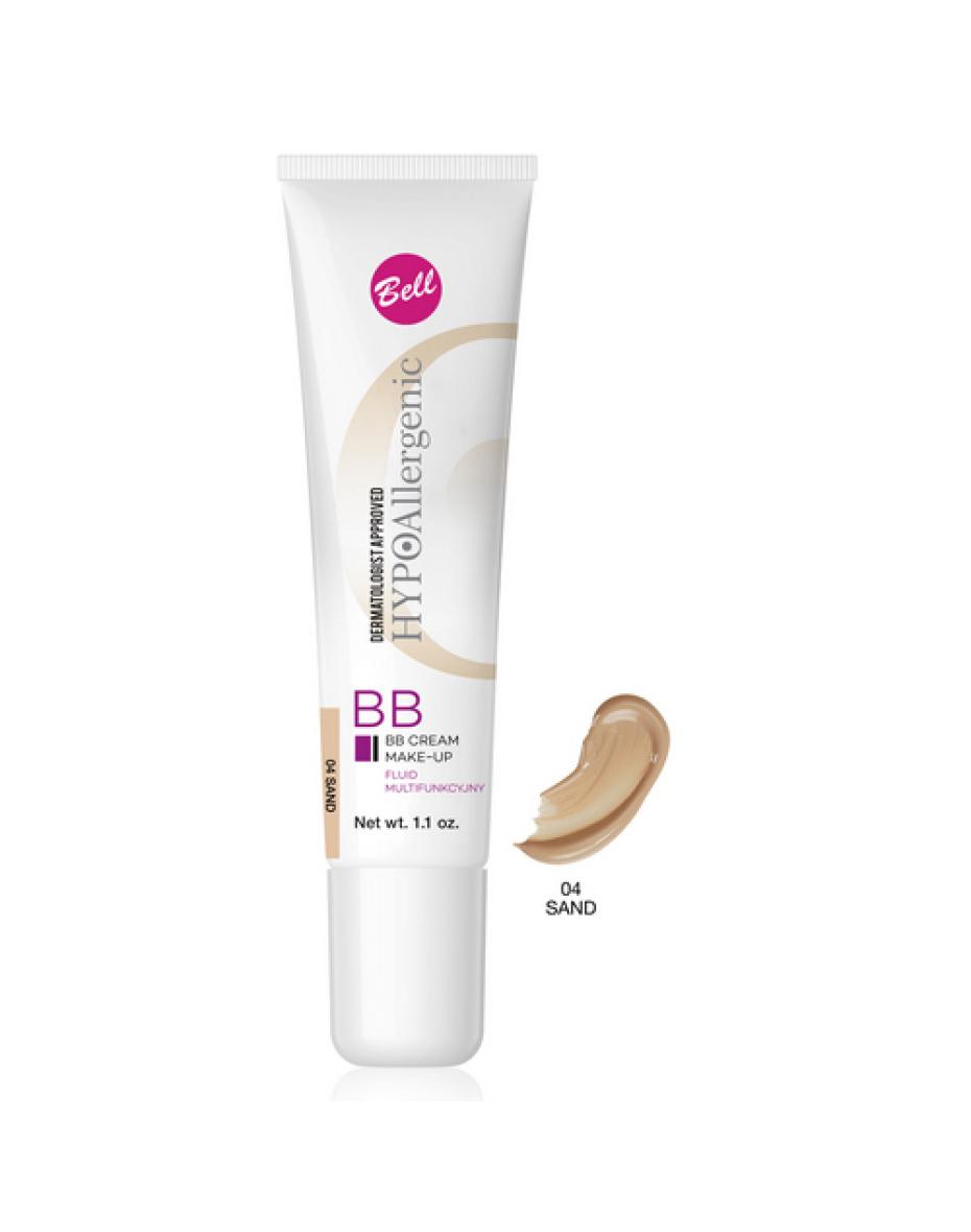 №04 Флюид BB Cream Hypo Allergenic 30г Bell