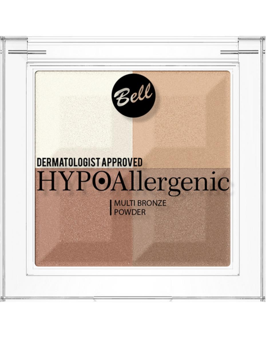 №01 Пудра Multi Bronze Hypo Allergenic Bell