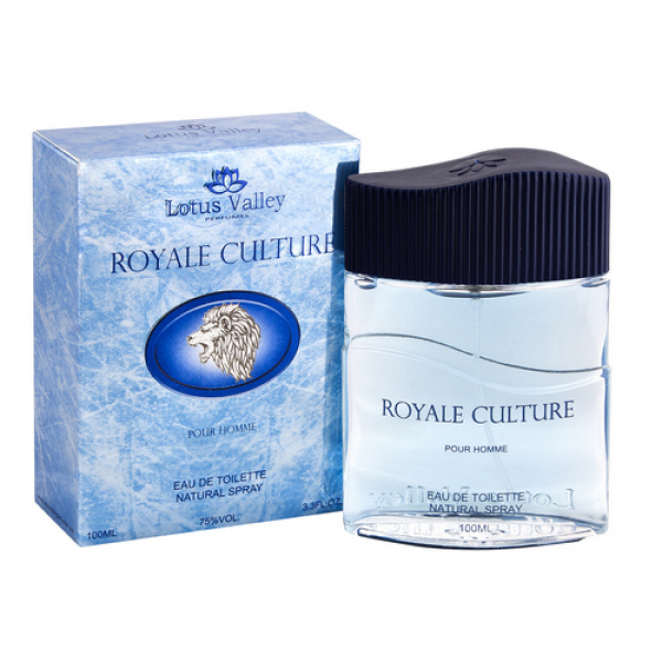 Royale Culture 100мл т/в муж Lotus Valley