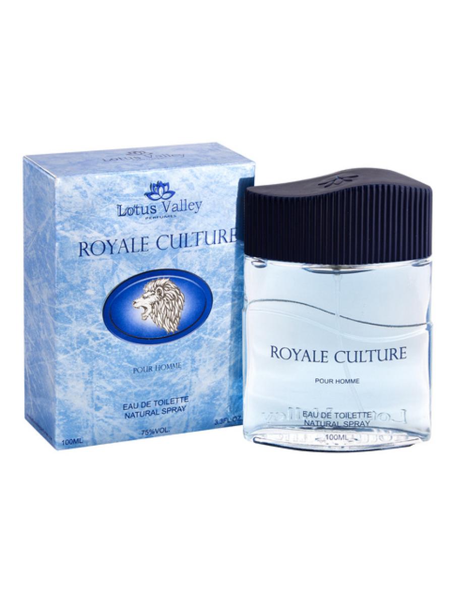 Royale Culture Lotus Valley - туалетная вода мужская