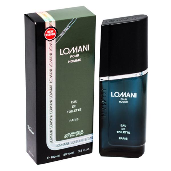 Lomani Parfums Parour - туалетная вода мужская