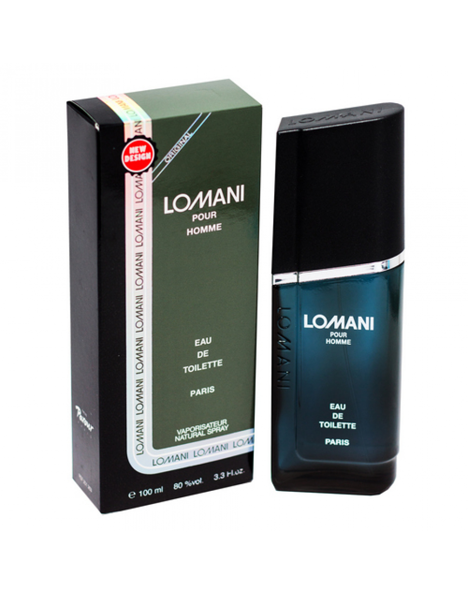 Lomani Parfums Parour - туалетна вода чоловіча