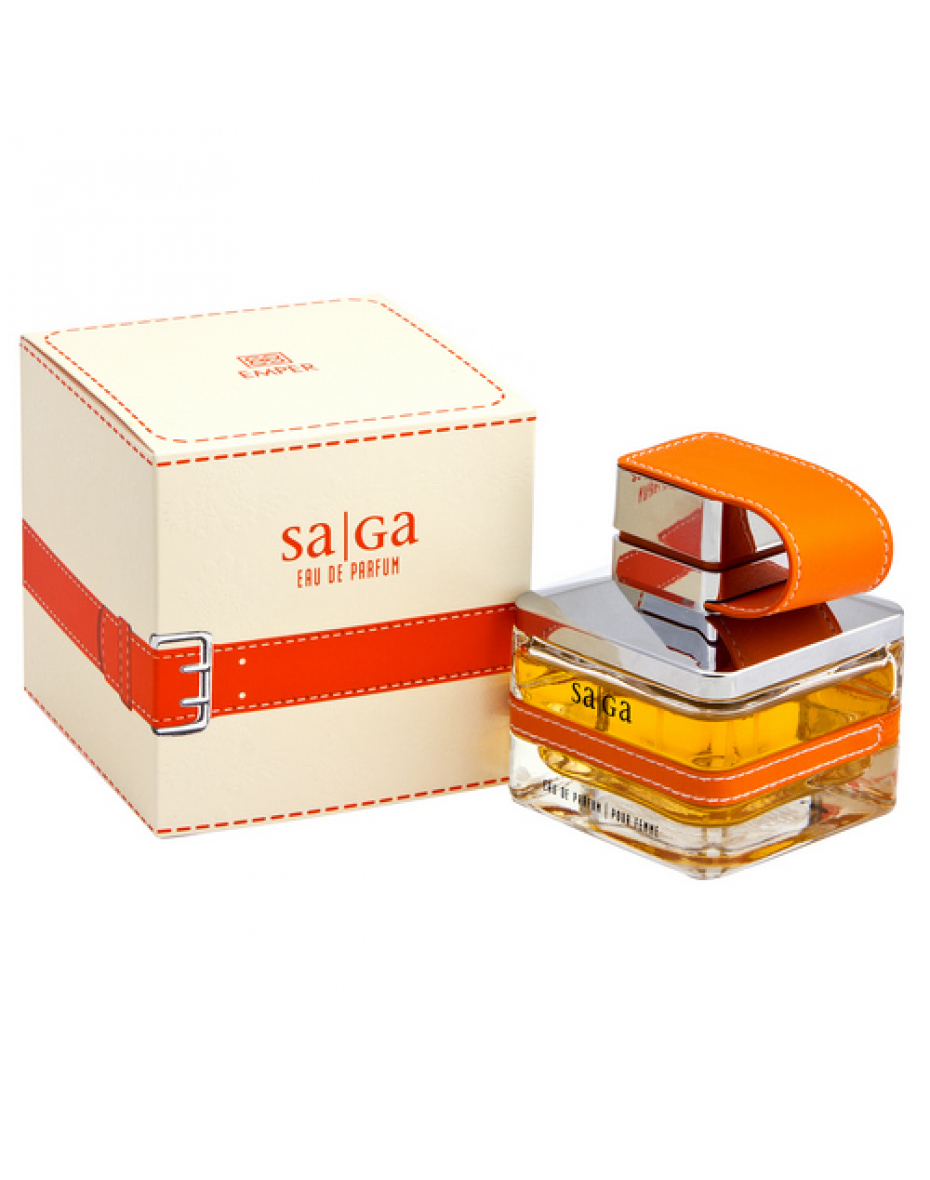 Saga Emper - парфюмированная вода женская