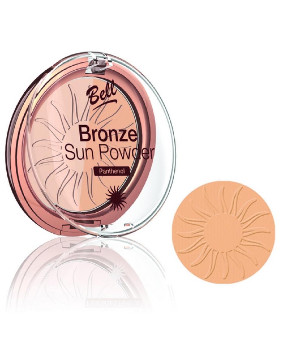 №23 Пудра бронзирующая Bronze Sun Powder 9г Bell